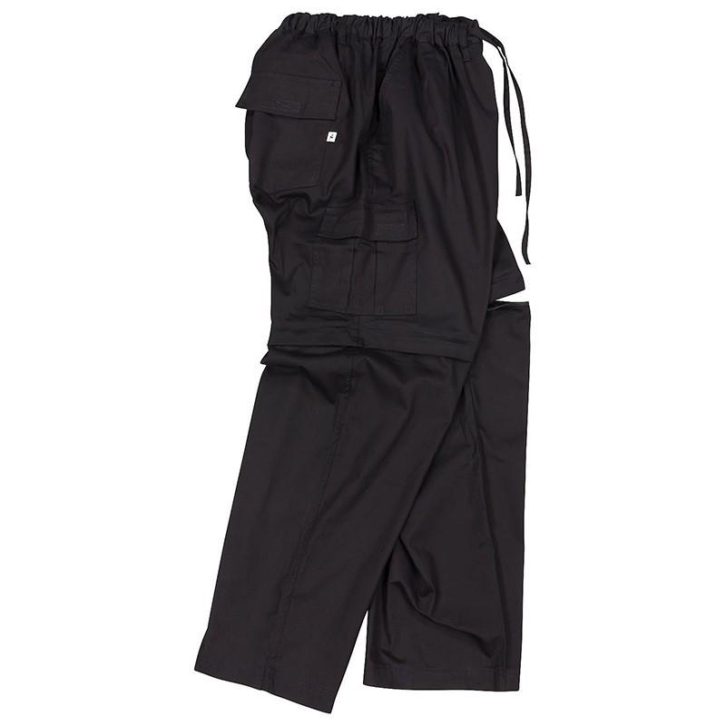 023a5517652 Lavecchia Bas pantalon jogging sport surv锚tement pour homme grande taille  noir  4XL