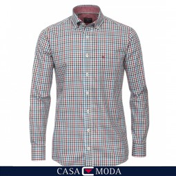 Chemise COUNTRY carreaux grande taille homme by Casa Moda
