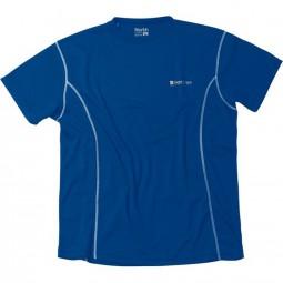 c6ff78f64c3 Tee-shirt uni grande taille homme coton basique pas cher - Maxitaille.fr