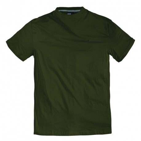 Tee shirt olive coton grande taille homme marque allsize - Pyjama homme grande taille pas cher ...