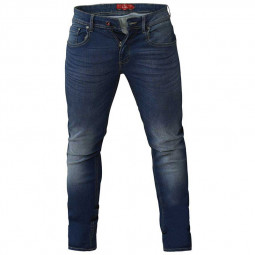 Jean AMBROSE slim brut grande taille homme by Duke (taille basse) 2a200c4c8e84