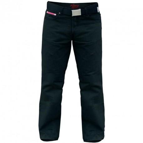 jean noir mario grande taille homme duke taille basse pas. Black Bedroom Furniture Sets. Home Design Ideas