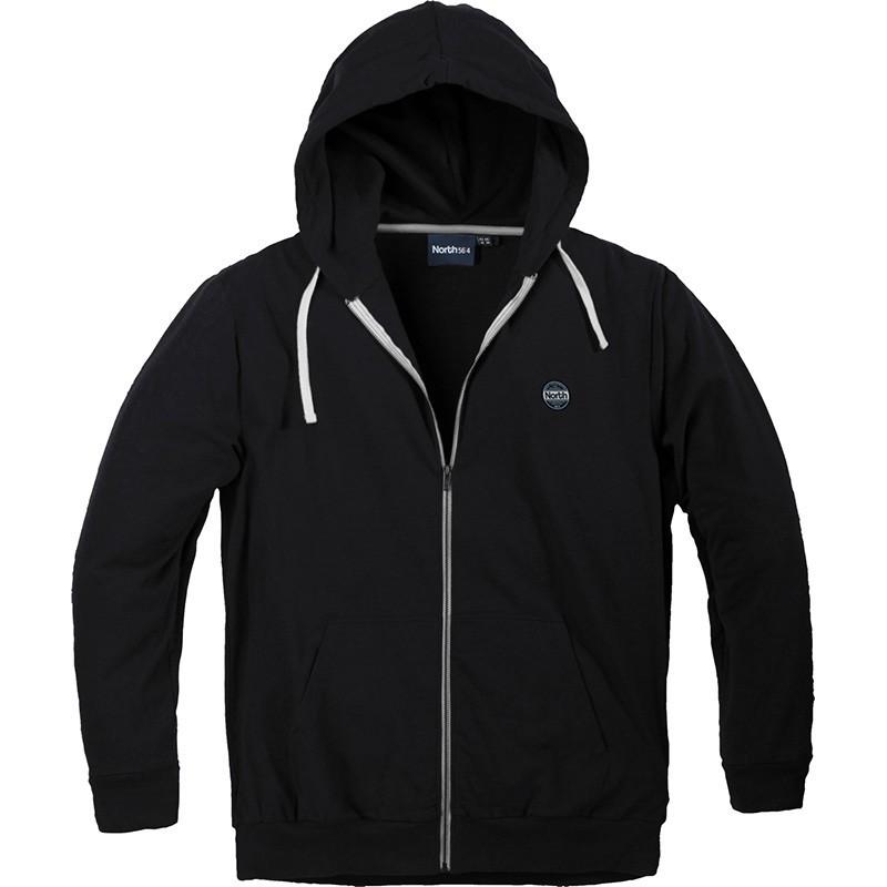 Veste capuche homme grande taille les vestes la mode for Veste noir interieur ecossais