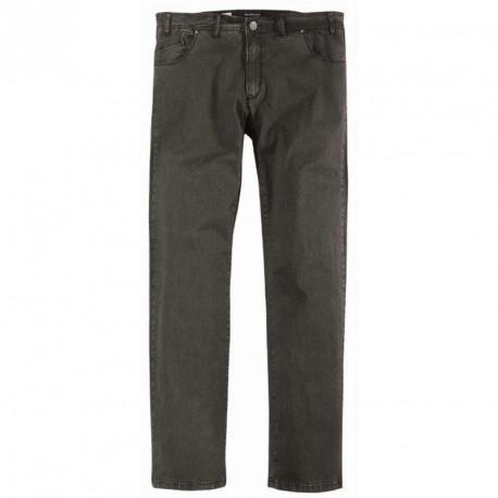c3d51b853d6 Jean gris Niels très grande taille homme Allsize Mode Coton Qualité
