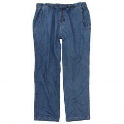 Jean Grande Taille Homme fort denim élastique coton tendance ... 94e2b98363f4