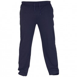 Bas de Jogging RORY marine grande taille homme by Duke