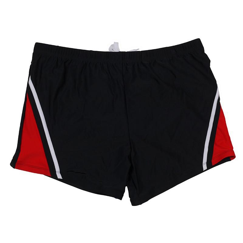 boxer bain grande taille homme atlantic rouge abraxas. Black Bedroom Furniture Sets. Home Design Ideas