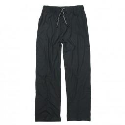 Pantalon pyjama GERD marine grande taille homme by Adamo
