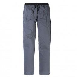 Pantalon de pyjama PATRICK gris grande taille homme by Allsize