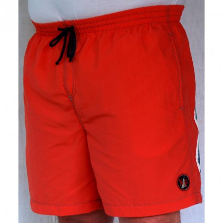 short bain rouge grande taille homme maxfort piscine pas cher. Black Bedroom Furniture Sets. Home Design Ideas